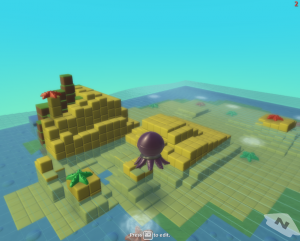 Kodu 3D world